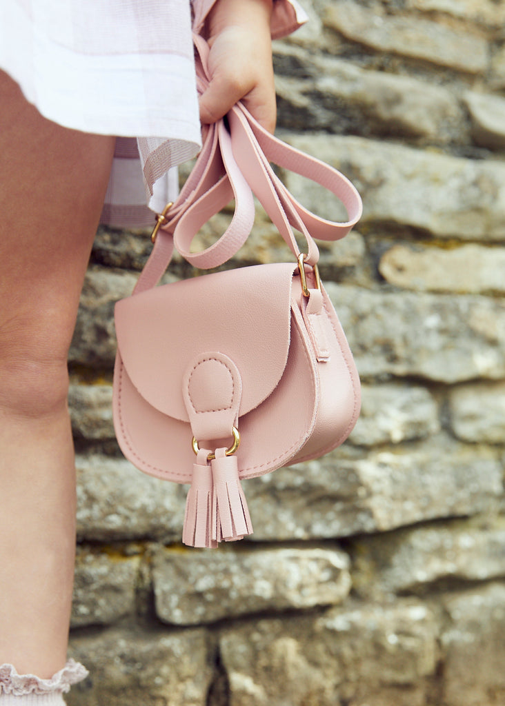 Mini Crossbody Tassel Bag