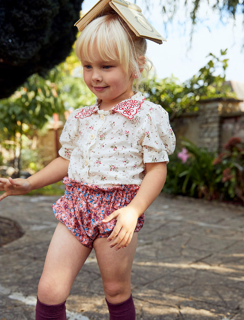 Clara High Waisted Bloomers