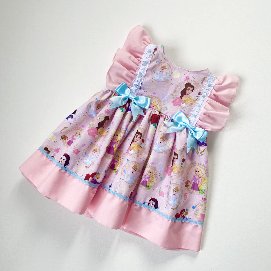 Kinder Boutique Pink Princess Dress