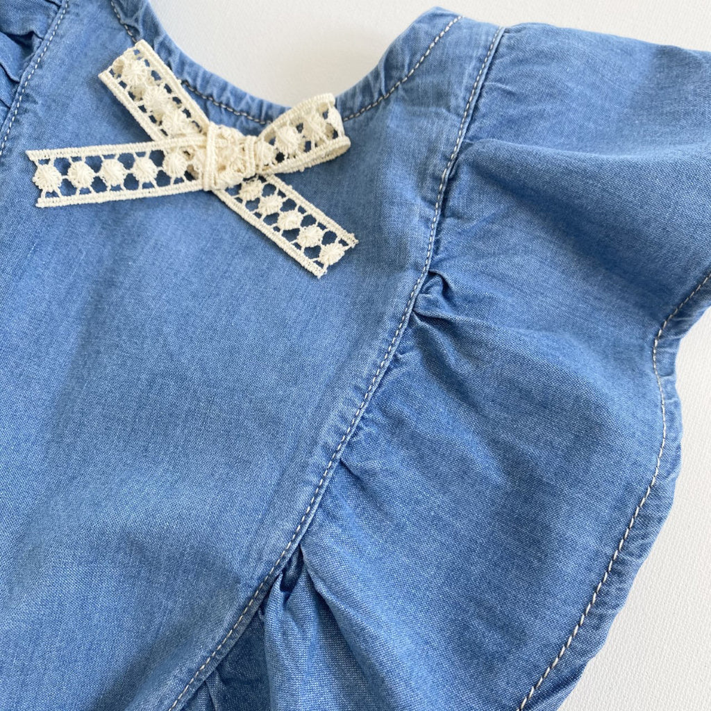 Rosie Denim 2pc Set