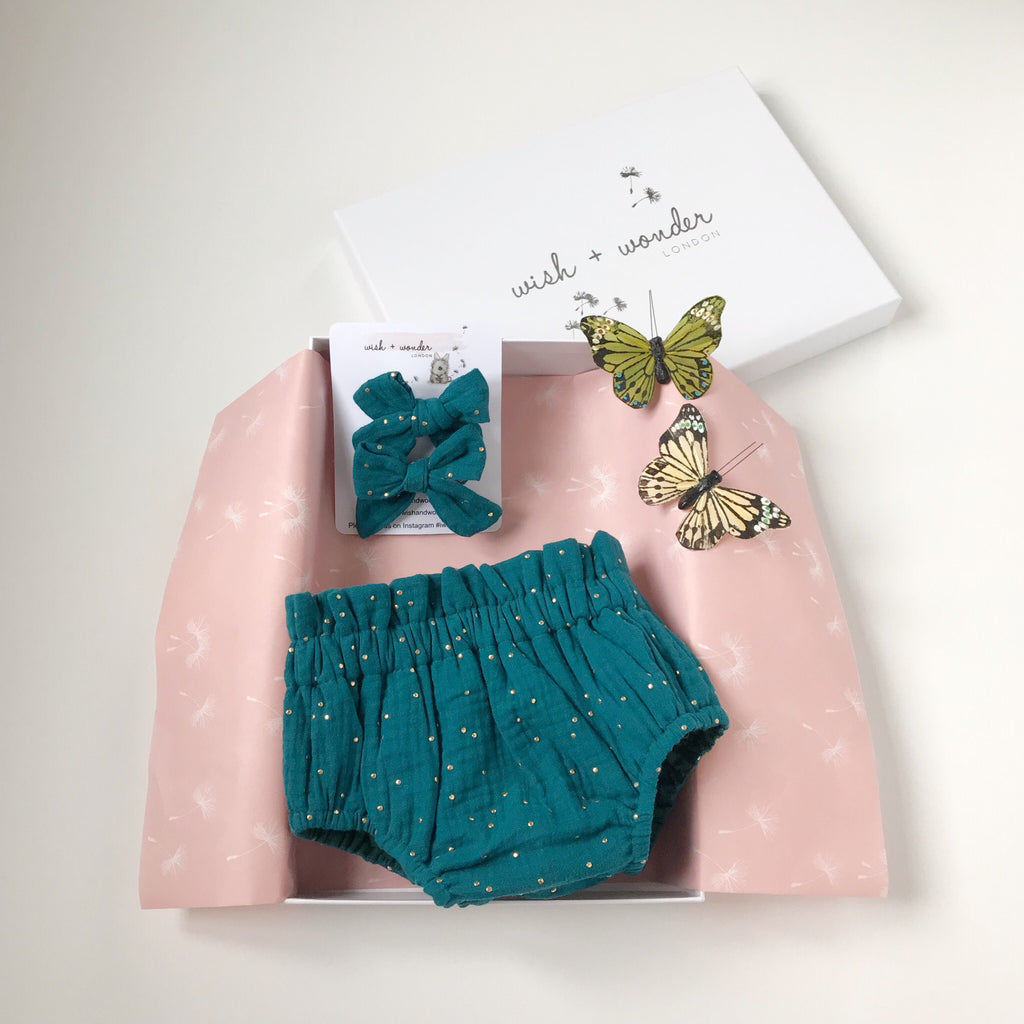 Zara Bloomer and Hair Bow set