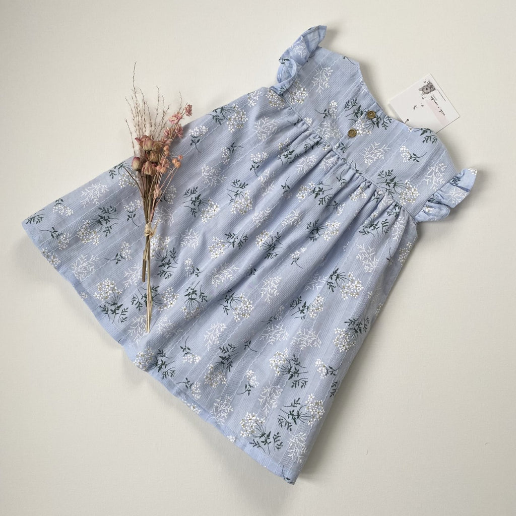 'Made to Order' Short Sleeve Boho Top