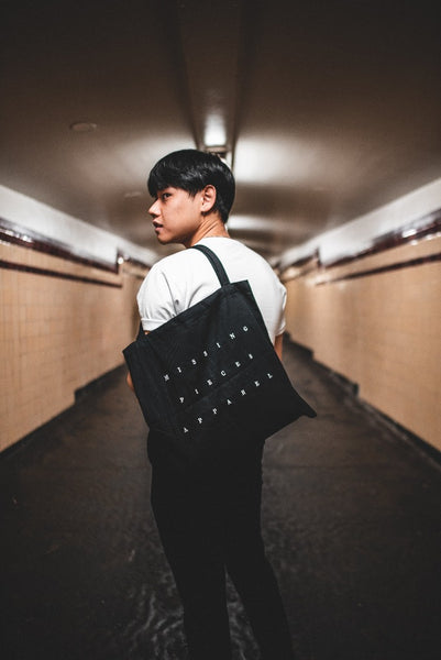 Core Tote - Missing Pieces Apparel