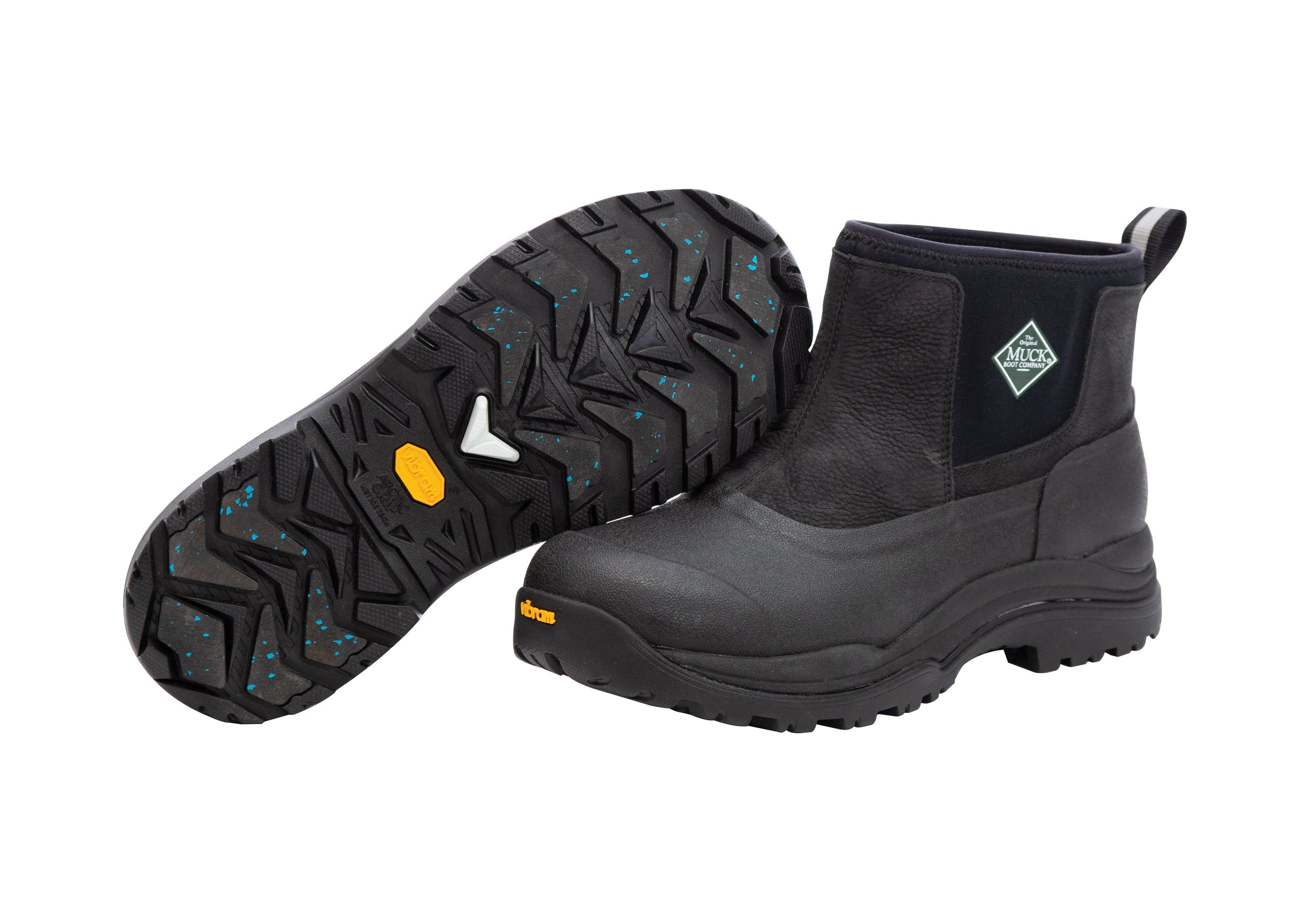 Muck Boots MEN'S ARCTIC OUTPOST PULL ON WITH ARCTIC GRIP
