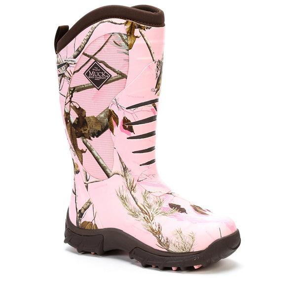 Muck Boots Pink