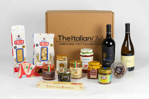 Dispensa Box - Family pack - TheItalianClub