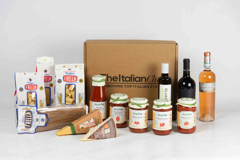 Dispensa Box - Lunch pack - TheItalianClub