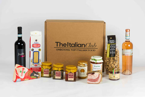 Dispensa Box - Regular pack - TheItalianClub