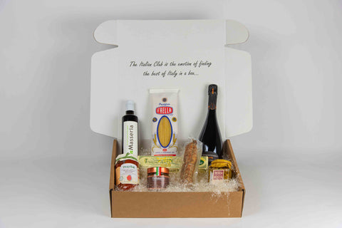Spumante box - The Italian Club