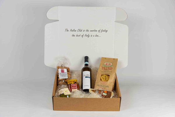 Pesto Genovese box - The Italian Club