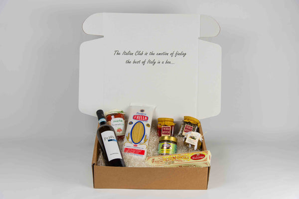 Red Tuna Box - The Italian Club