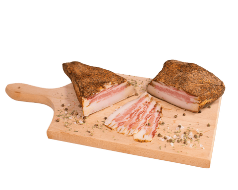 Norcia's Guanciale 250/300 gr - The Italian Club - TheItalianClub