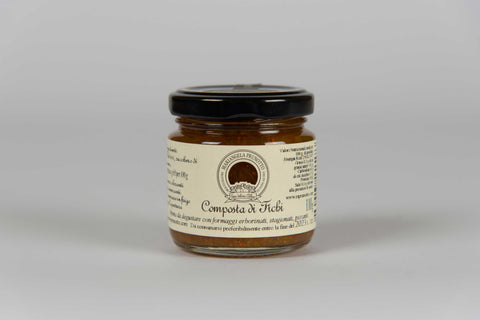 Extra Compote of Figs - Mariangela Prunotto - The Italian Club