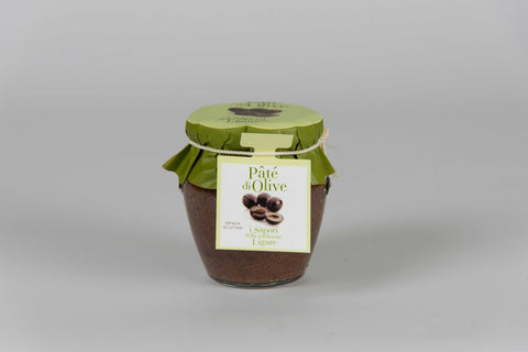 Taggiasche olives paté 180 gr - Iitalpesto - The Italian Club