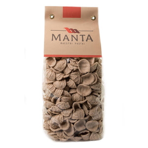 "Orecchiette durum wheat ""Senatore Cappelli"" 500 g - Pastificio Manta - The Italian Club"