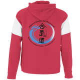 Youth Aikido Colorblock Hoodie (light colors)