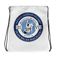 Jiu Jitsu Drawstring bag