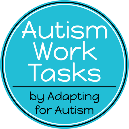 Autism Work Tasks