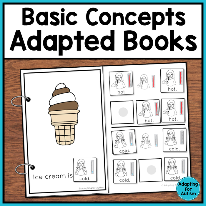 Basic Concepts Adapted Books