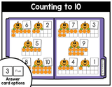 Halloween File Folder Activities – Basic Concepts