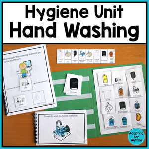 Personal Hygiene - Hand Washing Activities