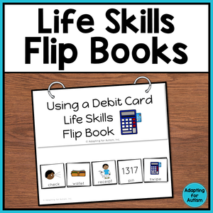 Life Skills Activities - Flip Books