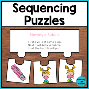 Read and Sequence Puzzles