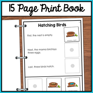 Sequencing Adapted Book (Print and Digital)