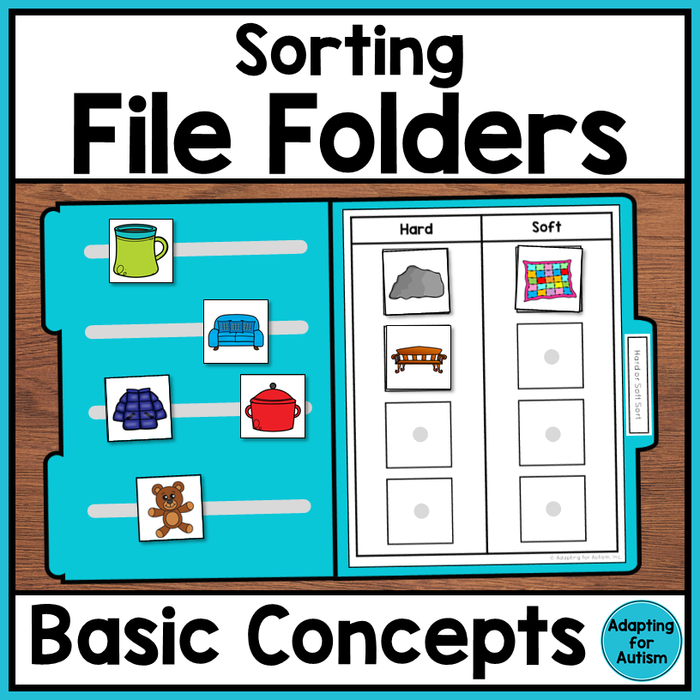 Sorting File Folders - Basic Concepts