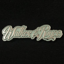 Load image into Gallery viewer, Walker & Royce Logo Pin (Mint)
