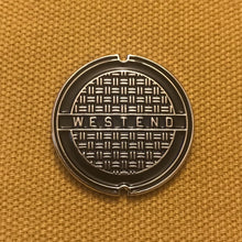 Load image into Gallery viewer, Westend Enamel Pin