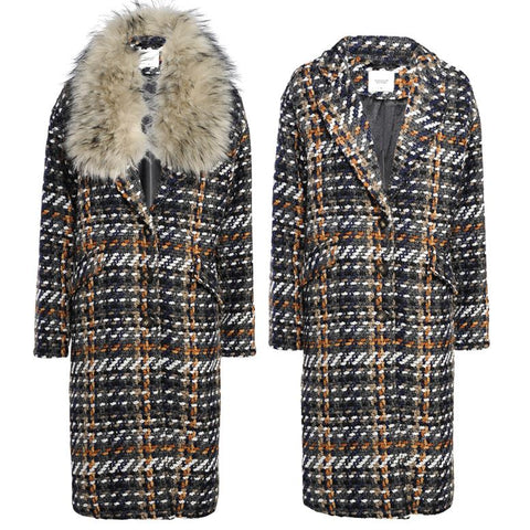 Summum Woman - Heavy Jacket Check