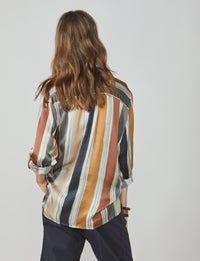 Summum Woman - Top printed stripe