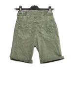 Piro shorts - 562 Army m. bindebånd