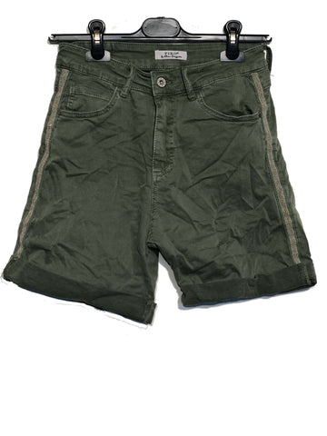 Piro shorts - 6009 Army m. similisten