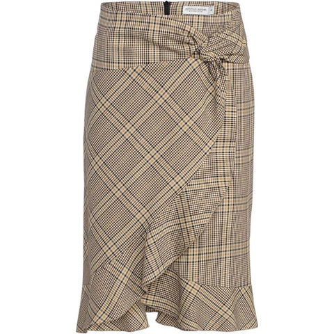 Summum Woman - Skirt Lurex Check
