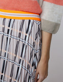 Summum Woman - Pink Salmon Skirt