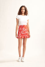 Load image into Gallery viewer, Lizette Skirt- Red