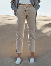 Load image into Gallery viewer, Corduroy Le Soleil Pant- Sulfur Sand