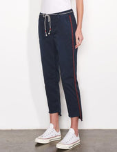 Load image into Gallery viewer, Hi Low Le Soleil Pant- Navy