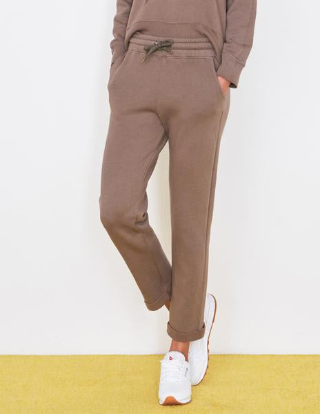 Trouser Sweatpants- Chai