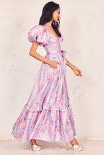 Load image into Gallery viewer, Ida Dress- Hibiscus