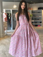 Load image into Gallery viewer, Malie Sum Dress- Pacifica