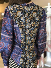 Load image into Gallery viewer, Keith Blouse- Multi