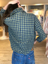 Load image into Gallery viewer, Penelope Top- Gingham
