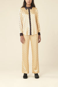 Maxwell Top- Dots