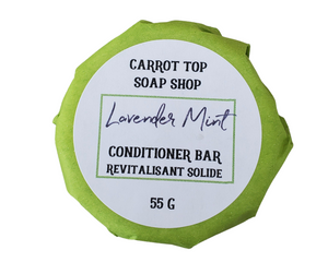 Lavender Mint Conditioner Bar
