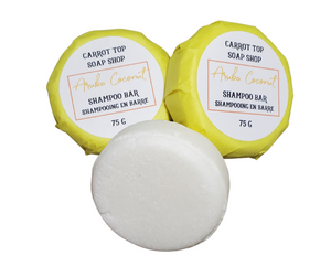 Aruba Coconut Shampoo Bar