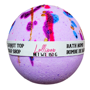 Lollipop Bath Bomb