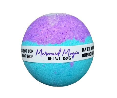 Mermaid Magic Bath Bomb